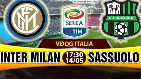 Nhan dinh Inter Milan vs Sassuolo 17h30 ngay 145 (Serie A 201617) hinh anh