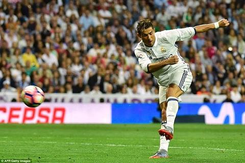Truoc tran dau quan trong nhat mua giai, Ronaldo bong dung thay nho MU hinh anh