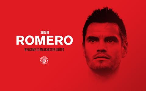 Sergio Romero thay the De Gea Chiquito khong he be nho hinh anh 2