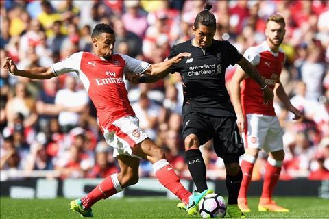 Du am Arsenal 2-0 Sunderland Alexis, cuu tinh cho tat ca! hinh anh 3