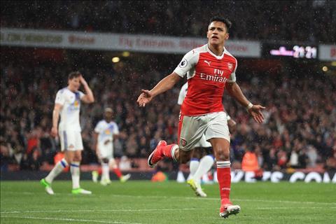 Du am Arsenal 2-0 Sunderland Alexis, cuu tinh cho tat ca! hinh anh