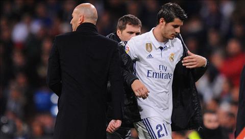 Morata Zidane