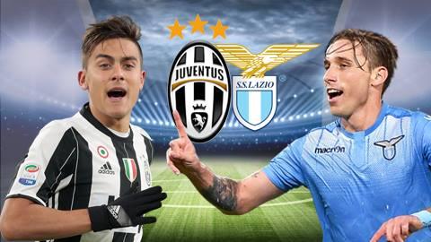 Nhan dinh Lazio vs Juventus 02h00 ngay 185 (Coppa Italia 201617) hinh anh