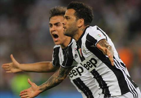 Tong hop Juventus 2-0 Lazio (Coppa Italia 201617) hinh anh