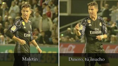 Thuyet am muu Ronaldo to cau thu Celta Vigo nhan tien cua Barca hinh anh
