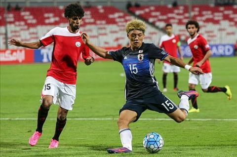 Gioi thieu - Thong tin doi U20 Nhat Ban (Bang D FIFA U20 World Cup 2017) hinh anh 2