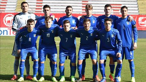 Gioi thieu - Thong tin doi U20 Italia (Bang D FIFA U20 World Cup 2017) hinh anh