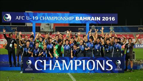 Gioi thieu - Thong tin doi U20 Nhat Ban (Bang D FIFA U20 World Cup 2017) hinh anh