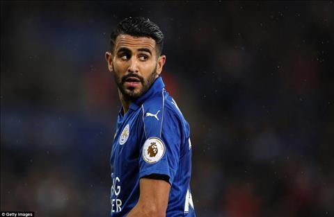 Riyad Mahrez len tieng moi goi Arsenal hinh anh
