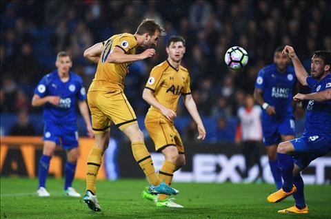 Thong ke Leicester 1-6 Tottenham Tuyet voi Harry Kane! hinh anh 2