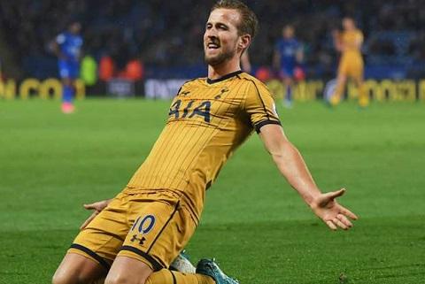 Tottenham muon 200 trieu bang cho tien dao Harry Kane hinh anh