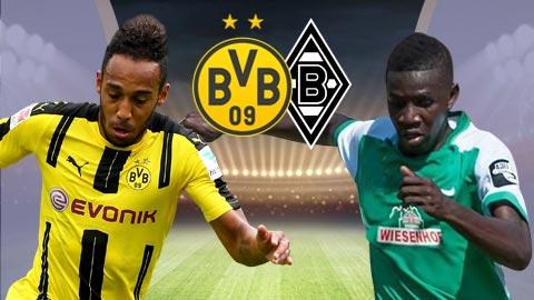 Nhan dinh Dortmund vs Bremen 20h30 ngay 205 (Bundesliga 201617) hinh anh