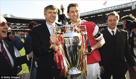 Huyen thoai Arsenal Wenger lam tien nhung khong co ban hinh anh