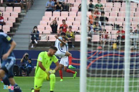 Tong hop: U20 Argentina 0-3 U20 Anh (U20 World Cup 2017)