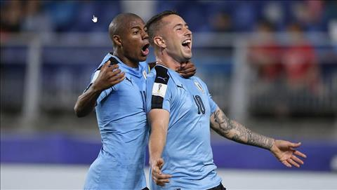 U20 Italia 0-1 U20 Uruguay Tieu Azzurri chet boi da phat hinh anh