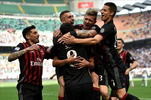 Tong hop AC Milan 3-0 Bologna (Vong 37 Serie A 201617) hinh anh
