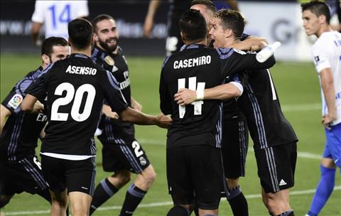Real vo dich La Liga Vi Zidane khong phai ke an may… hinh anh 3
