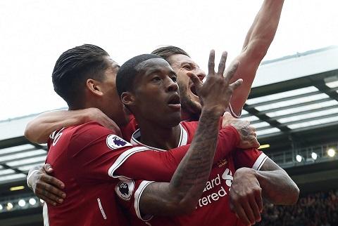 Wijnaldum sẵn sàng đưa Liverpool vô địch Cup C1 hình ảnh