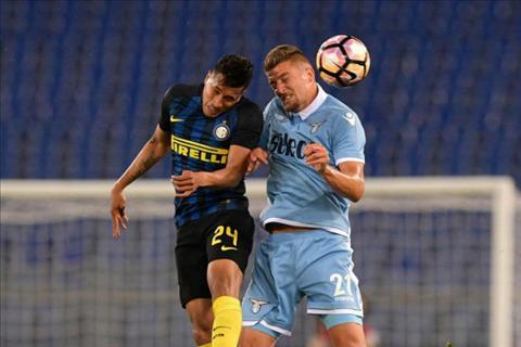 Tong hop: Lazio 1-3 Inter Milan (Vong 37 Serie A 2016/17)
