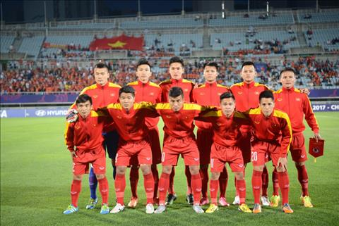 Tong hop: U20 Viet Nam 0-0 U20 New Zealand (Bang E U20 World Cup 2017)