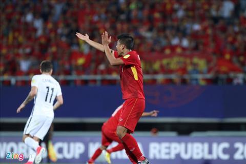 U20 Việt Nam bị trọng tài bỏ qua một quả phạt 11m mười mươi?