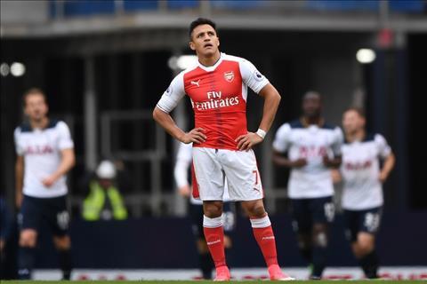 Tien dao Alexis Sanchez len tieng ve tuong lai hinh anh 2