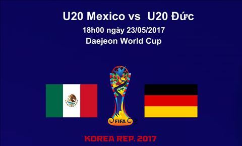 U20 Mexico vs U20 Duc