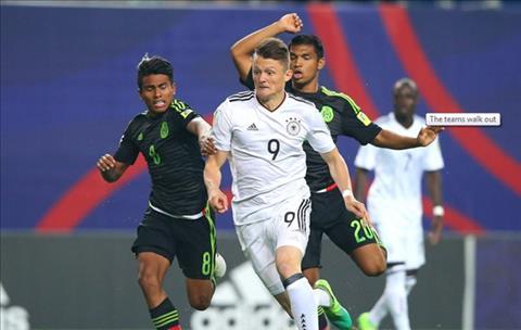 Tong hop U20 Mexico 0-0 U20 Duc (Bang B U20 World Cup 2017) hinh anh