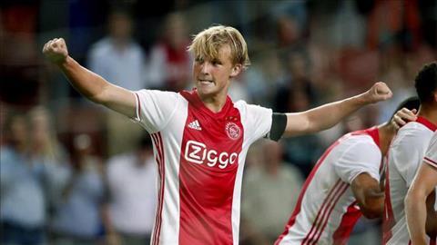 Real nham tien dao Kasper Dolberg thay Mbappe hinh anh 2