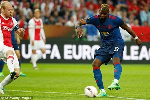 Ajax 0-2 MU Thang dung chat Mourinho, Man do buoc len buc vinh quang hinh anh 2