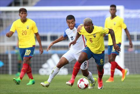 Nhan dinh U20 Ecuador vs U20 Saudi Arabia 15h00 ngay 255 (U20 World Cup 2017) hinh anh
