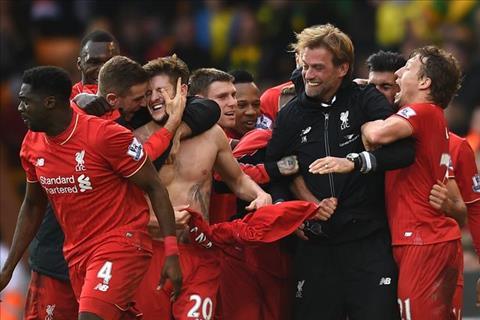 Klopp tuyen bo Liverpool se tranh ngoi vuong mua toi hinh anh