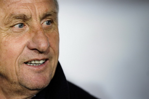 Chinh Johan Cruyff da khai sang ra triet ly bong da Ha Lan.