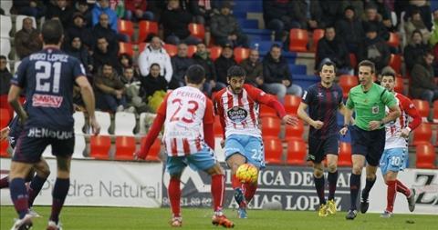 Nhan dinh Huesca vs Lugo 21h00 ngay 275 (Hang 2 TBN 201617) hinh anh