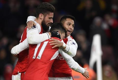 Nhung tac dong tuc thi tu viec HLV Wenger o lai Arsenal hinh anh 2