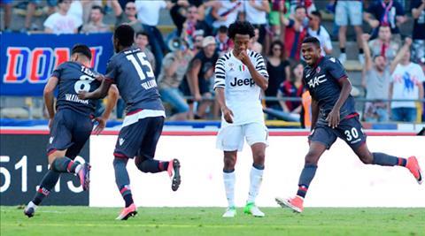 Tong hop Bologna 1-2 Juventus (Vong 38 Serie A 201617) hinh anh