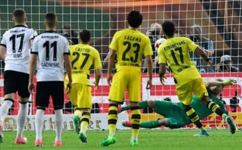 Tong hop Dortmund 2-1 Frankfurt (Chung ket cup QG Duc 201617) hinh anh
