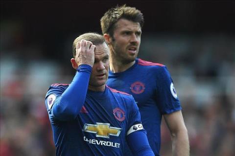 Huyen thoai MU tin Rooney dang tim cach ra di hinh anh