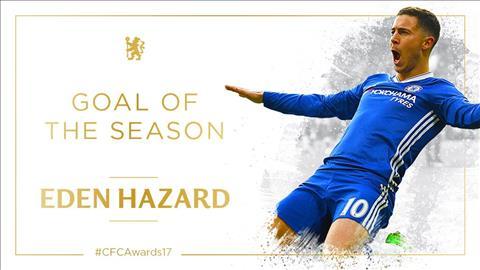 Tien ve Eden Hazard duoc NHM Chelsea vinh danh hinh anh 3