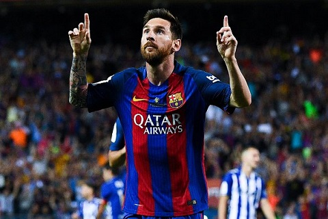 Man City khong co cua chieu mo tien dao Lionel Messi hinh anh