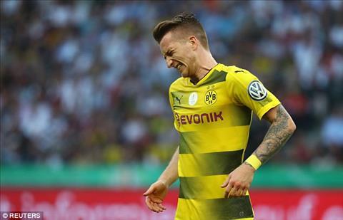 MU va Arsenal dai chien vi tien ve Marco Reus hinh anh