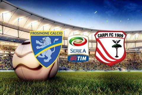 Nhan dinh Frosinone vs Carpi 01h30 ngay 305 (Playoff Serie A) hinh anh