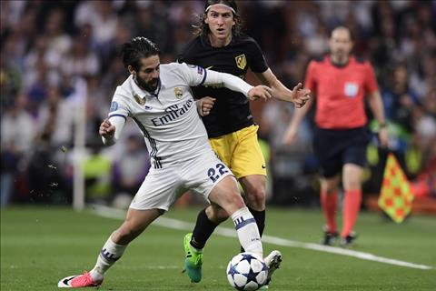 Dau an chien thuat cua HLV Zidane o tran Real 3-0 Atletico hinh anh 3