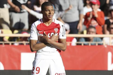 Monaco tu choi ban tien dao Kylian Mbappe cho Real hinh anh