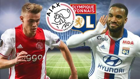 Nhan dinh Ajax vs Lyon 23h45 ngay 35 (Europa League 201617) hinh anh