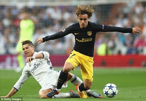 Griezmann va Ronaldo