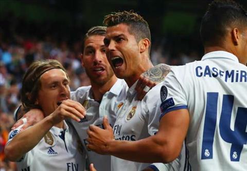 Cristiano Ronaldo se vuot mat Messi de lap mot ky luc nua hinh anh