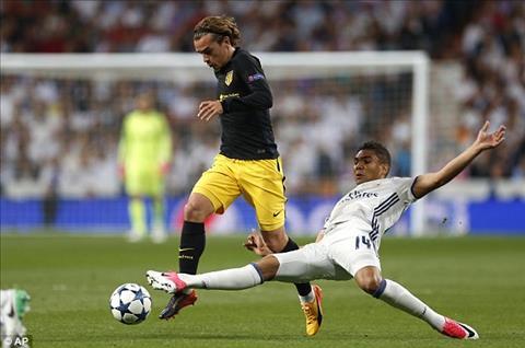 Griezmann va Real Madrid