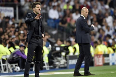 Thua Real 0-3, HLV Atletico van tuyen bo khong bo cuoc hinh anh