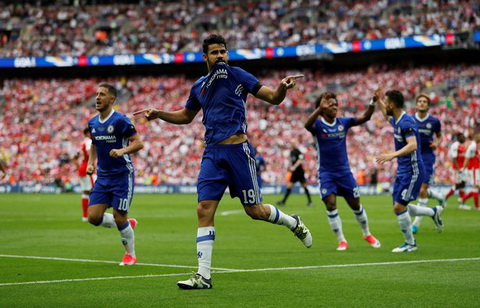 Atletico Madrid ep gia Chelsea vu Diego Costa hinh anh